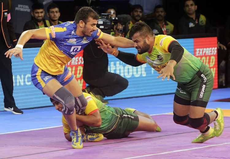 Ajay Thakur is the captain of both Tamil Thalaivas in Pro Kabaddi League and the Indian national team.