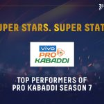 Pawan Sherawat had his most successful stint in Pro Kabaddi Season 7.