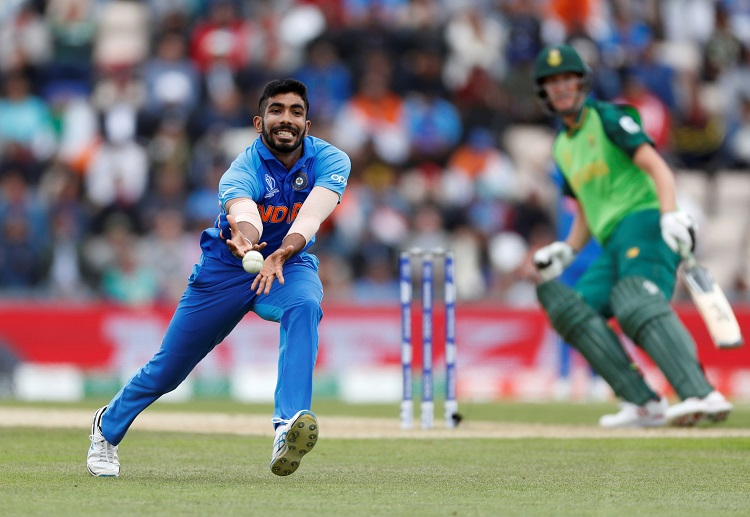 Indian fast bowler Jasprit Bumrah has risen through the ranks to become one of the best bowlers in world cricket.