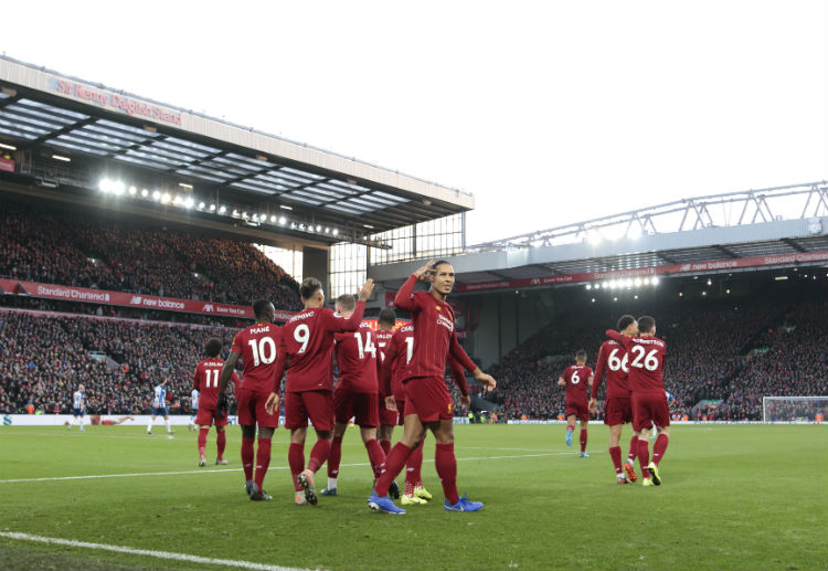 Liverpool have emerged as a complete powerhouse under Klopp and is all set to lift the Premier League title.