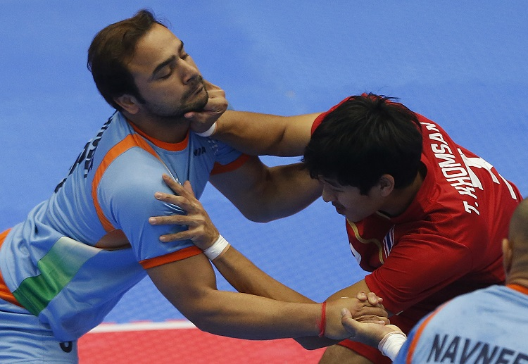 Manjeet Chhillar has the most successful tackles as well as the most tackle points in the Pro Kabaddi.