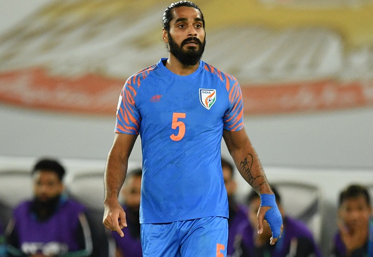 Kerala Blasters and Sandesh Jhingan have decided mutually to take separate paths.