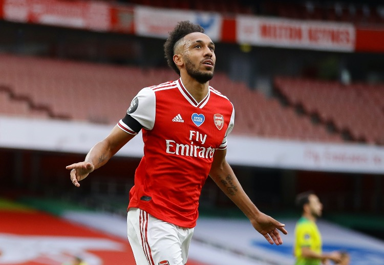 Aubameyang is considered as one of the best strikers going around in world football.