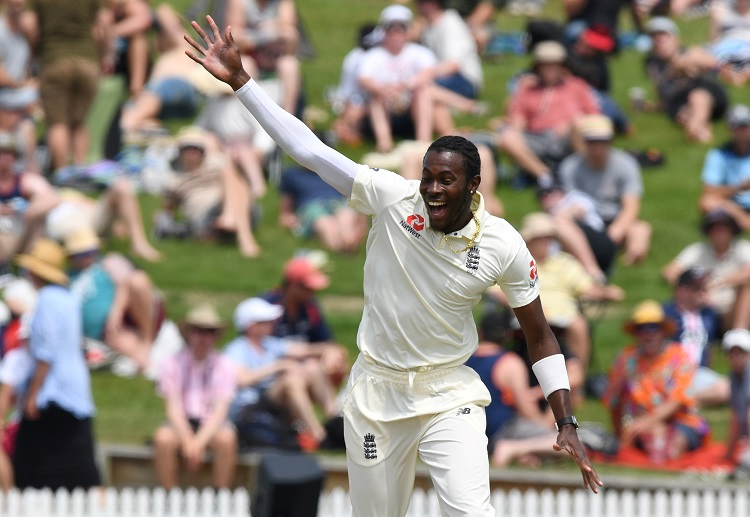 Jofra Archer was instrumental in England's successful 2019 Cricket World Cup campaign.