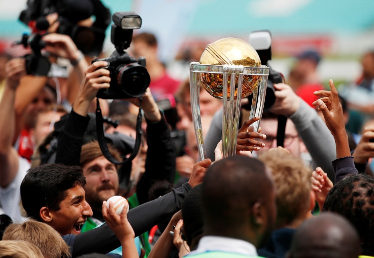 Ten teams will qualify for the 2023 Cricket World Cup from the Super League.