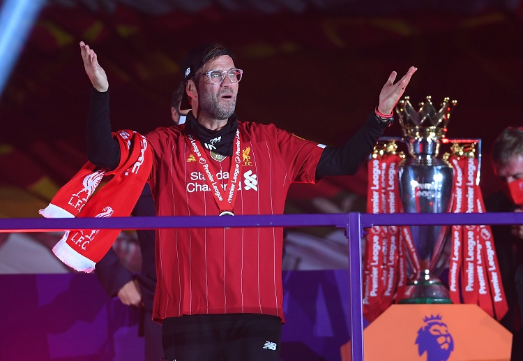 With 99 points, Liverpool lifted their first-ever Premier League title in 2019-20..