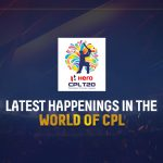 Pravin Tambe became the first Indian player to feature in the CPL.