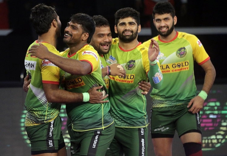 These are the teams who lead the all-out charts in Pro Kabaddi.