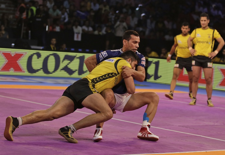 Deepak Hooda and Rahul Chaudhari are tied for the most do-or-die raid points in the competition.