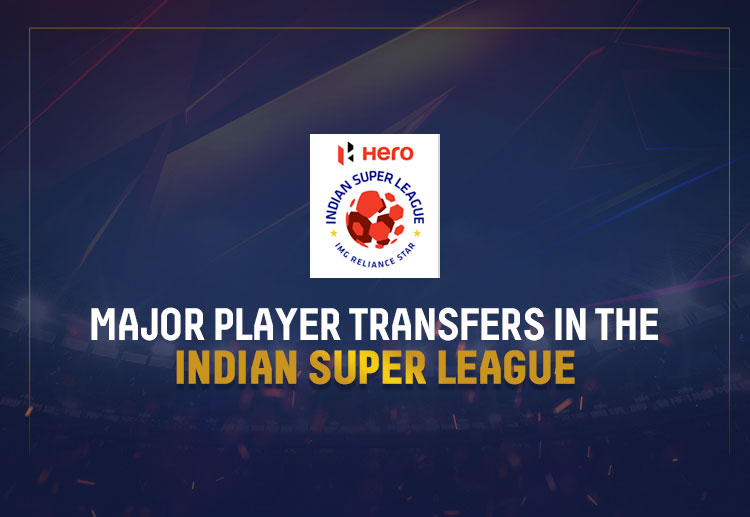 Player transfers happen when one footballer moves from one club to another.