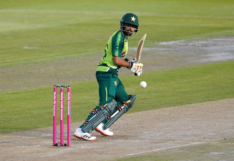 Mohammad Hafeez was the standout player in the England vs Pakistan T20I series.