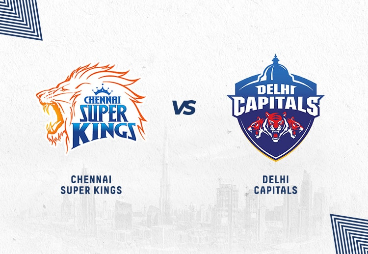 CSK vs DC has been heavily dominated by Chennai in the past years.