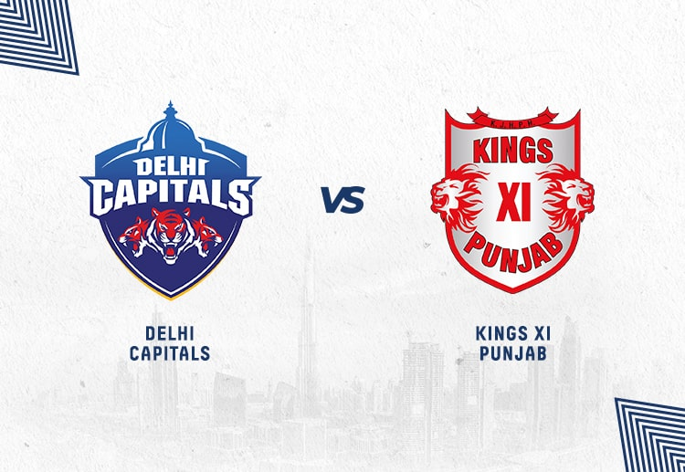DC vs KXIP has been won by Punjab more often