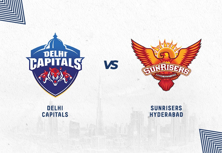 DC vs SRH has been won by Hyderabad more often.