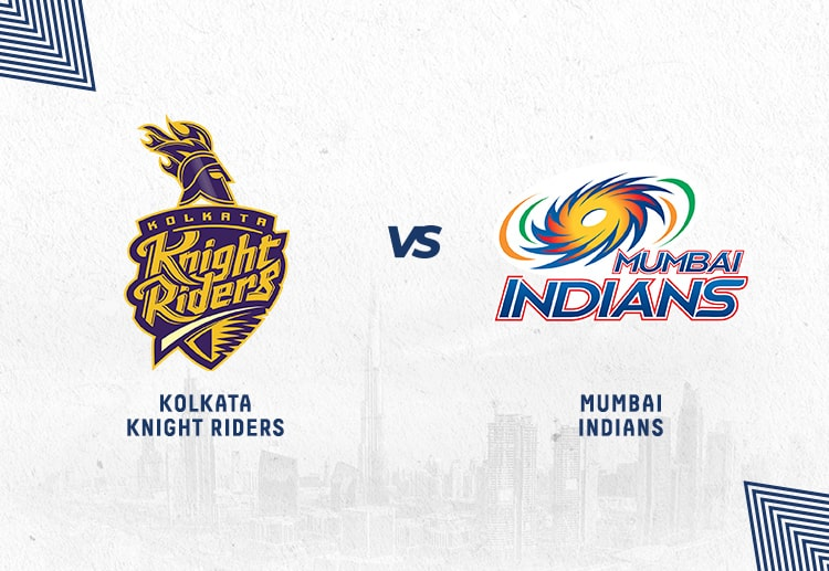 KKR vs MI has been won by Mumbai more often.