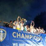 Leeds United FC play their first match back in the Premier League against Liverpool on September 12.