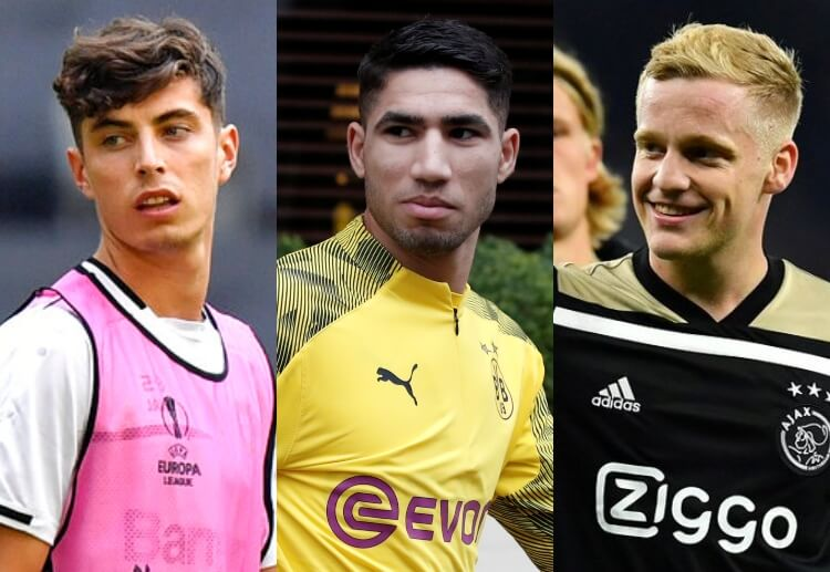 Achraf Hakimi's move to Inter Milan was one of the biggest football transfers of 2020 so far