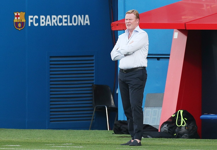 Ronald Koeman can get Barcelona back to where they were.