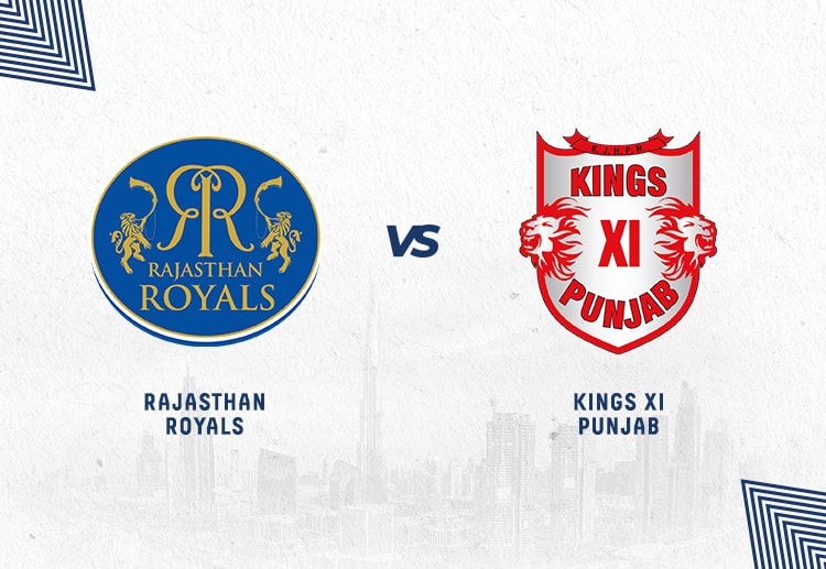 RR vs KXIP has been won by Rajasthan more often.