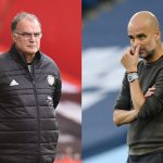 Pep Guardiola will be wary of Marcelo Bielsa's offensive tactics.
