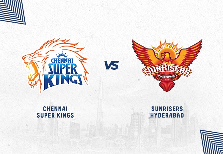 CSK vs SRH has been won by Chennai more often.