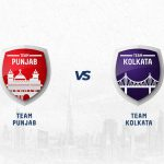 KXIP vs KKR has been won by Kolkata more often.