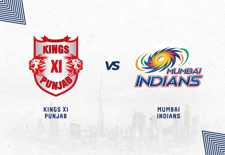 KXIP vs MI fixtures have been won by Mumbai more often.