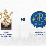 RCB vs RR has been won by Rajasthan more often.