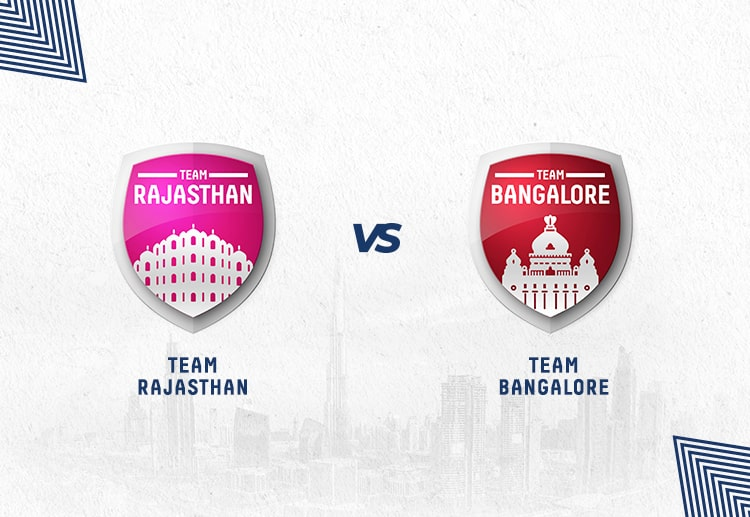 RR vs RCB has been won by Rajasthan more often.