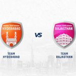 SRH vs RR has been won by Hyderabad more often
