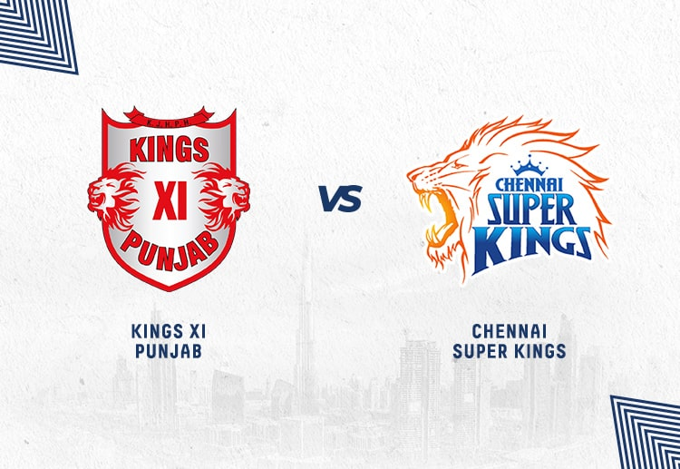 KXIP vs CSK fixtures have been won by Chennai more often