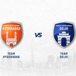 SRH vs DC has been won by Hyderabad more often.