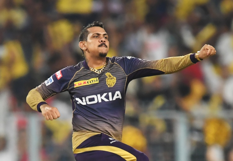 Sunil Narine's timely 50 keeps Kolkata in the top four of the points table.