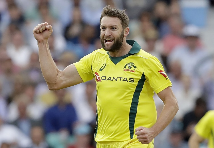 Andrew Tye was a part of Team Rajasthan in the Indian T20 League 2020.