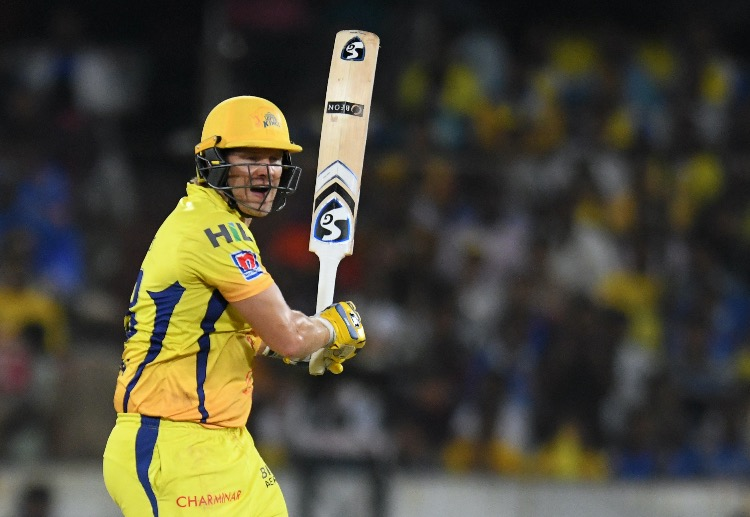 Chennai will have to make their squad without Shane Watson next season.