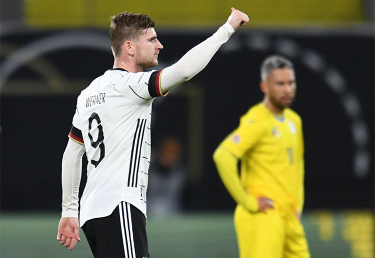 Die Mannschaft lead the Spain vs Germany fixture in head-to-head