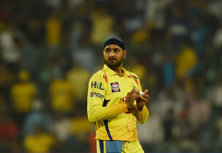 Harbhajan Singh had taken 16 wickets in 11 matches last season.