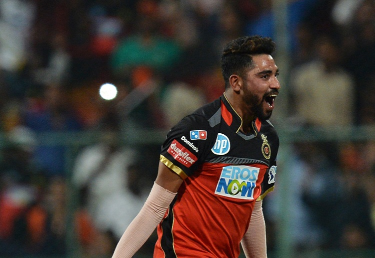 Mohammed Siraj was selected in the Test team for India's tour of Australia 2020-21.