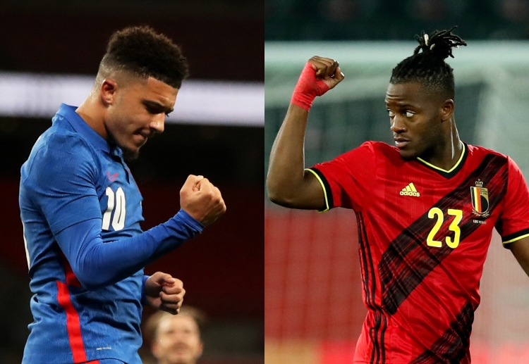 The Red Devils will look to avenge their previous 1-2 loss in Belgium vs England on November 16.