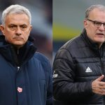 Leeds United's Marcelo Bielsa will clash tactically with Jose Mourinho who became Tottenham's manager in 2019.