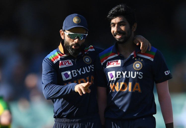 Jasprit Bumrah will be a key member of the 2021 T20 World Cup squad for India.