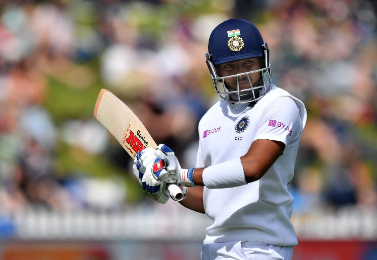 Prithvi Shaw has just played five Test matches for India so far.