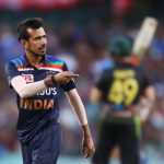 Initially, Yuzvendra Chahal was dropped from the starting XI.
