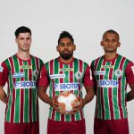 ATK Mohun Bagan vs NorthEast United FC was the first match of 2021 for the Mariners.