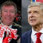 Manchester United and Arsenal's rivalry was fuelled by a personality clash between their managers and players.