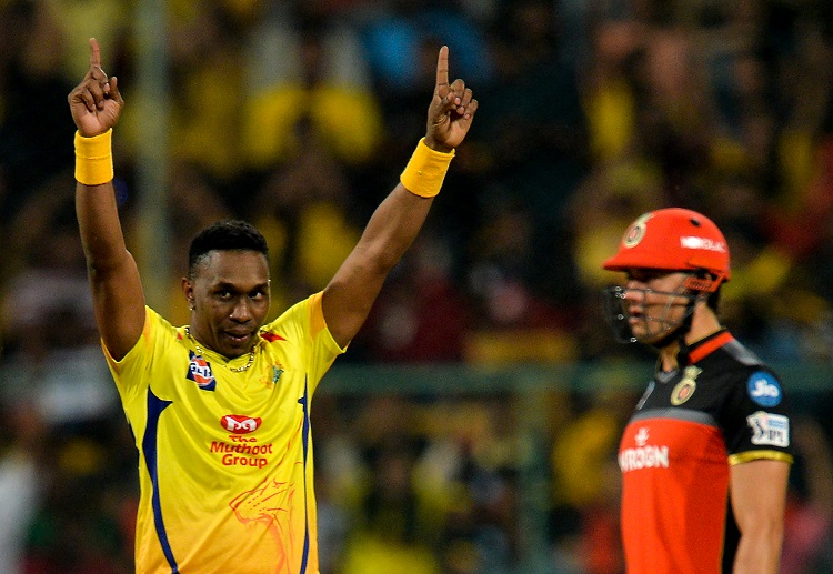 Bravo has helped Team Chennai win two Indian T20 League titles.
