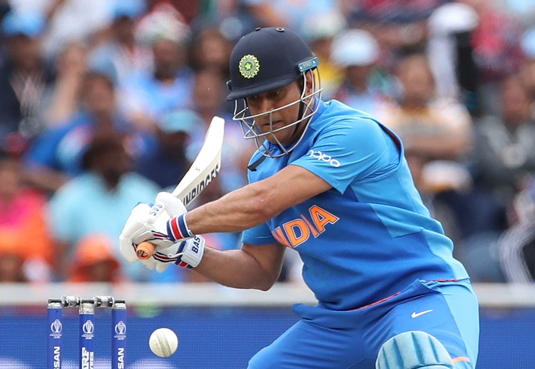MS Dhoni's retirement meant that fans will never be able to see him in the Indian blue again.