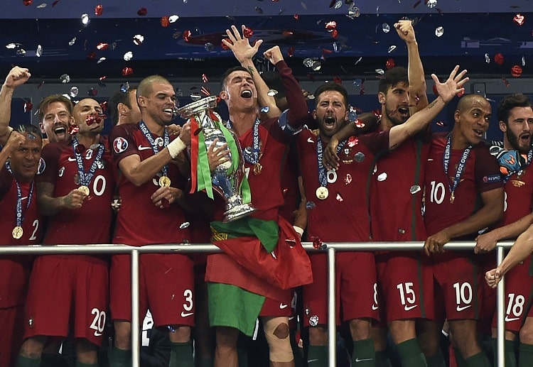 Portugal are the defending champions in the Euro 2020 tournament.