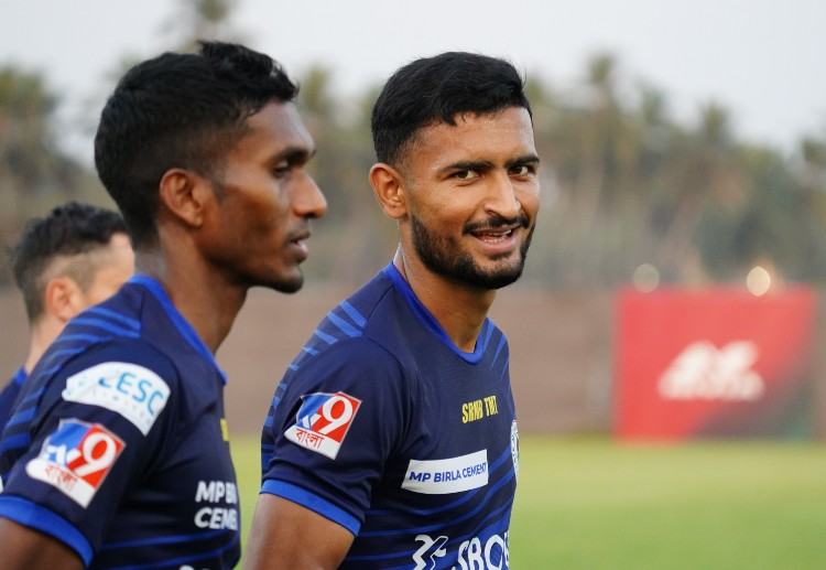 Manvir Singh and Pritam Kotal scored for the Mariners in their draw against Hyderabad FC.