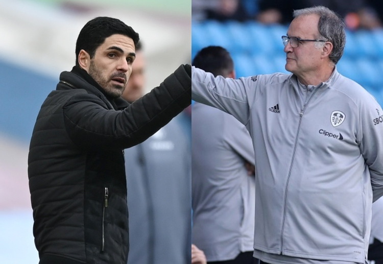 Mikel Arteta and Marcelo Bielsa will face-off once again on Sunday after an exciting fixture between both the clubs in November.
